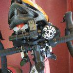 41_Tutti i km fatti con vista bici e leve cambio